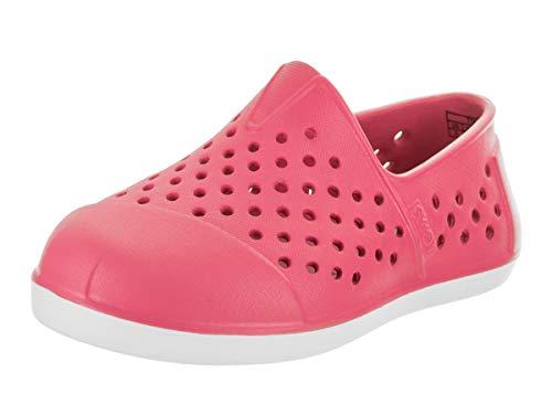 TOMS Kids Womens Romper (Toddler/Little Kid) (5 M US, Pink) -