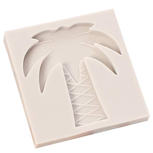 (Elaco Fruit Silicone Mold DIY Pineapple Fruits Fondant Cake Molds Soap Chocolate Baking Moulds)