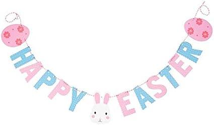 Sass /& Belle Bertie Bunny Happy Easter Bunting
