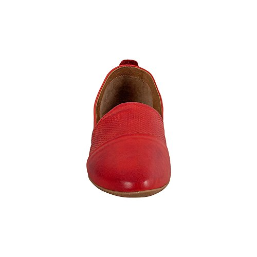 Miz Mooz Kailey Women's Casual Slip-On Red