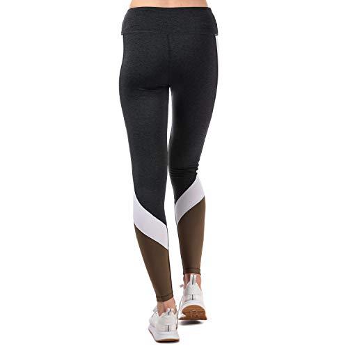 Slazenger Vision Kaki Colourblock Legging Femme zrw8xq5zU