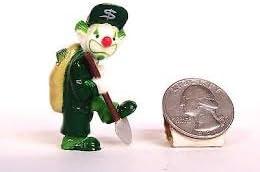 "Homies CLOWN Series 2 Money Bags Mizer Clown $ RARE Figure Figurine 2/"" Homie"