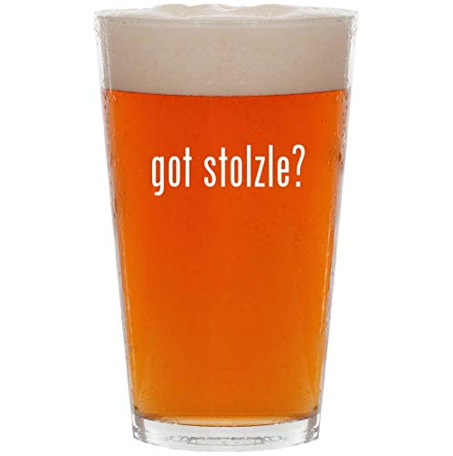 got stolzle? - 16oz All Purpose Pint Beer Glass