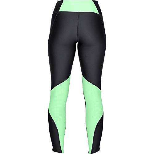 Under Armour Women's Armour Fly Fast Tights, Black (005)/Reflective, Large