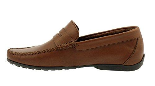 para Mocasines marrón para Hombre DingobyFluchos marrón DingobyFluchos Mocasines Hombre qp7HXTY