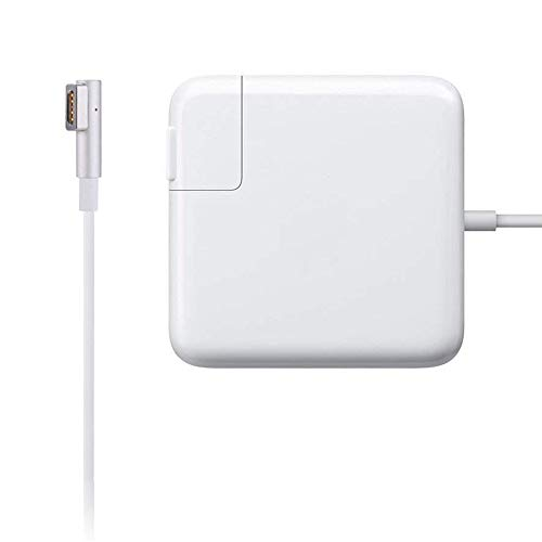 Fvgia Replacement for MacBook Pro Charger, 60W L-Tip Magsafe AC Power Adapter, Mac Charger for 13 Inch (Before Mid 2012 Models)