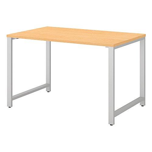 Bush Natural Maple - Bush Business Furniture 400 Series 48W x 30D Table Desk in Natural Maple