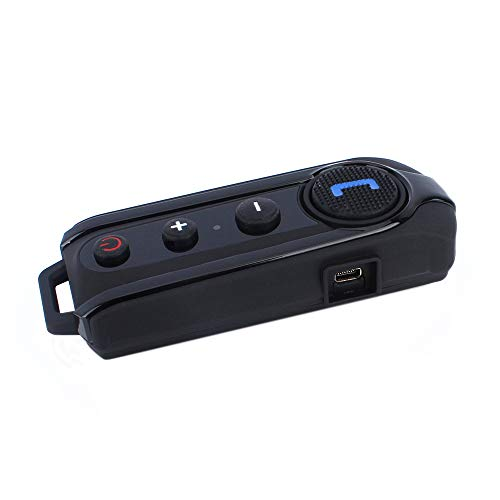 BT-S1 Intercom Helmet Headsets Bluetooth Interphone Motorcycle Intercomunicador Stereo Music with FM Radio