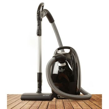 The Bank Vault Canister Vacuum with Charcoal & Hepa Filter