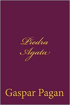 Book Piedra Agata