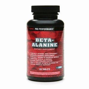 GNC Pro Performance Beta-Alanine, Comprimés, 120 ch