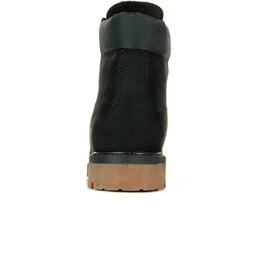 Black Collar Botin Waterbuck Botte Homme Timberland Textile w Premium Izq4Anvw