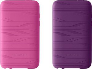 Pink Silicon Sleeve for Ipod Touch (Belkin Pink Silicone Sleeve)