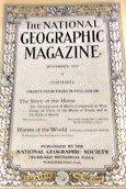 National Geographic Magazine, November 1932 (Issue 1932)