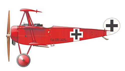 Eduard Plastic Kits 8162 Model Kit Fokker Dr. I Professional Pack from Unknown