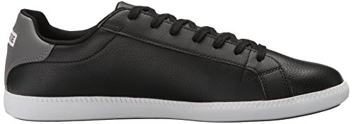 Pictures of Lacoste Men's Graduate LCR3 Sneakers 735SPM0013 White/Dk Green 3