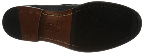 Clarks Women's Tomina Bay Loafers Black (Black Leather) kVsou9w5z