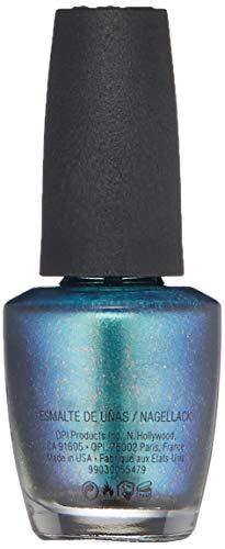 OPI Nail Lacquer, Blue Nail Polish, 0.5 fl oz