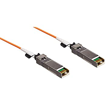 Image of Add-On Computer Cisco Compatible 10GBase-AOC SFP+ to SFP+ Direct Attach Cable (SFP-10G-AOC3M-AO) Network Transceivers