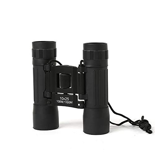 RYRYBH Fashion Lightweight and Convenient HD Binoculars 25 Pocket Portable Low Light Night Vision Concert Ball Game Telescope Telescope (Size : Color Box 12.65.47.5)