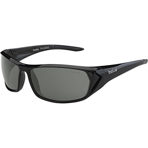 Black Shiny TNS Blacktail Soleil Polarized oleo AF Blacktail Black de Adulte Mixte Bollé Noir Lunettes B8qx4z