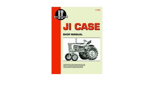 amazon com case 470 tractor service manual (it shop) home improvement  case 831 tractor wiring diagram #13