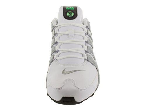 high-quality Nike Men's Shox NZ Running Shoe