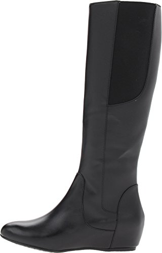 2fa0919cb72a Enzo Angiolini Women s Deanja-Wide Calf Riding Boot