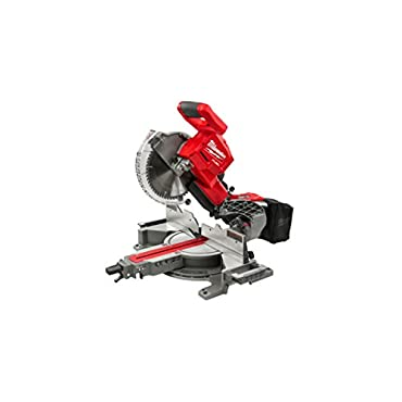 Milwaukee 2734-20 M18 Fuel, 10, Dual Bevel, Sliding, Compound Miter Saw