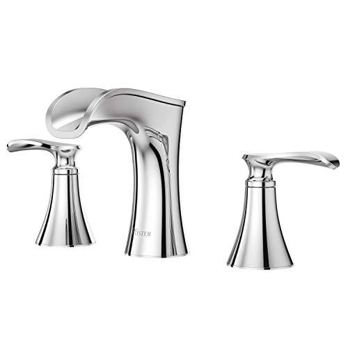 (Pfister LF-049-JDCC Jaida Bathroom Sink Faucet, Polished Chrome)