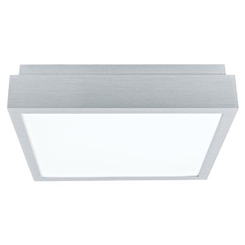 Eglo 88891 Indoor G10q Aluminium, Weiß – Ceiling Lighting (Bedroom, Kitchen, Living Room, Indoor, Aluminium, Weiß, IP20, Surfaced, Aluminium, Plastic)