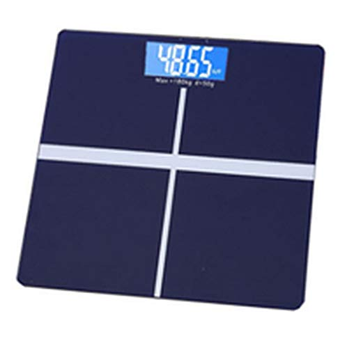Accurate Human Scale Weight Loss Floor Bathroom Scale For Body Weigh Smart Household Electronic Digital Heavy Weigh Lcd Displaya