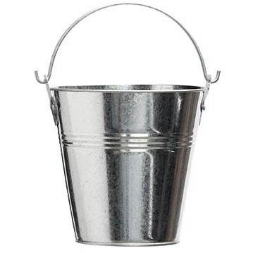 Grease Bucket - TRAEGER GREASE BUCKET. Galvanized FITS ALL GRILLS
