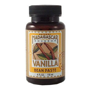 LorAnn Oils Madagascar Vanilla Bean Paste, 4 Ounce