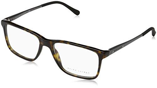 Ralph Lauren RL6133 Eyeglass Frames 5616-54 - 54mm Lens Diameter Dark Havana RL6133-5616-54