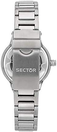 Sector No Limits Orologio da donna, Collezione 665, in acciaio - R3253524505