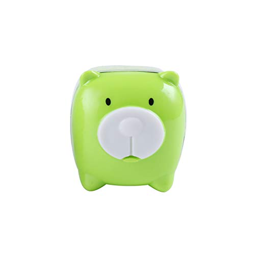 1KTon Pig Mini Pencil Sharpener Cartoon Children Student With Pencil Sharpener for Home Office School Classroom Adults Kids