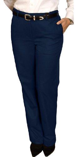 Edwards Garment Women's Casual Chino Blend ()
