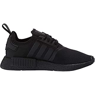 adidas Originals mens Nmd_r1 Sneaker, Black/White/Black, 11 US