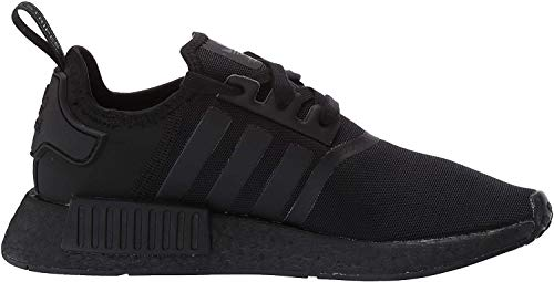 adidas Originals Men's NMD_r1 Shoe, Black, 4.5 M US