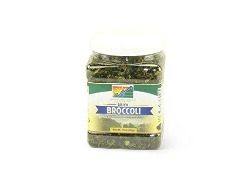 freeze dried broccoli - 5