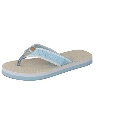Donna Gosch Shoes Pantofole Shoes Gosch Hellblau dInzUwZq