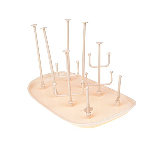 Twig Bottle Drying Rack Baby, Multipurpose Countertop Draine