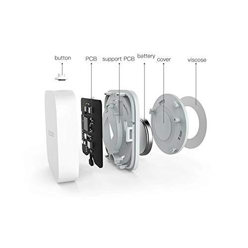 Aqara Intelligent Temperature Humidity Sensor Wifi Wireless Real-time Alarm