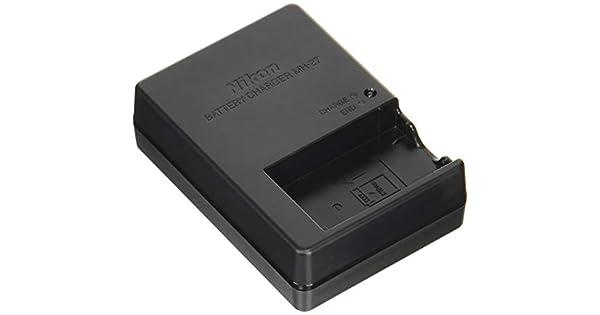 Amazon.com: Cargador de batería Nikon MH-27: Camera & Photo