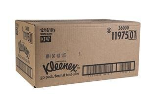 Kimberly-clark Corp 11975 Kleenex White Facial Tissue (Pack of 192) by Kleenex (Image #1)