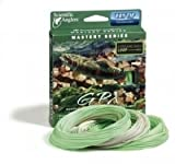 Scientific Anglers Mastery Freshwater Fly Line – GPX with Dry Tip Color Optic Green Size WF6F