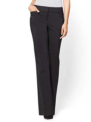 New York & Co. 7Th Avenue Pant - Bootcut - Signature - 8 (New York Stretch Pants)