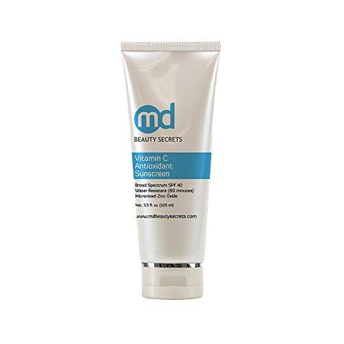 Vitamin C Antioxidant Sunscreen SPF 40