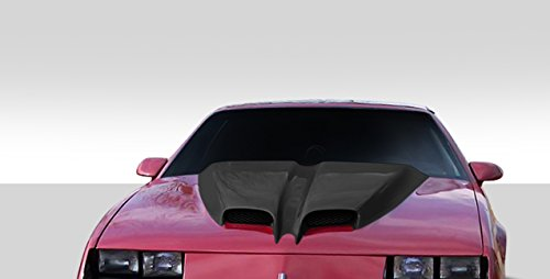 - Duraflex Replacement for Universal WS6 Look Hood Cowl Scoop Vent - 1 Piece